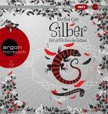 Silber - Das dritte Buch der Träume / Silber Trilogie Bd.3 (2 Audio-CDs, MP3 Format)