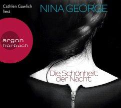 Die Schönheit der Nacht, 7 Audio-CDs - George, Nina