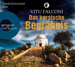 Das korsische Begräbnis / Korsika-Krimi Bd.1 (6 Audio-CDs) - Falconi, Vitu