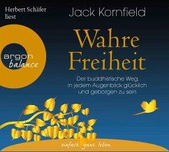Wahre Freiheit, 6 Audio-CDs - Kornfield, Jack