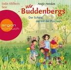 Der Schatz, der mit der Post kam / Wir Buddenbergs Bd.1 (2 Audio-CDs)