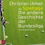 Spieltage. Die andere Geschichte der Bundesliga, 6 Audio-CD