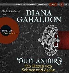 Outlander - Ein Hauch von Schnee und Asche / Highland Saga Bd.6 (8 MP3-CDs) - Gabaldon, Diana