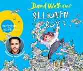 Billionen-Boy, 3 Audio-CDs