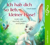 Ich hab dich so lieb, kleiner Hase!, 1 Audio-CD