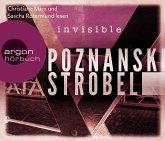 Invisible / Salomon & Buchholz Bd.2 (6 Audio-CDs)