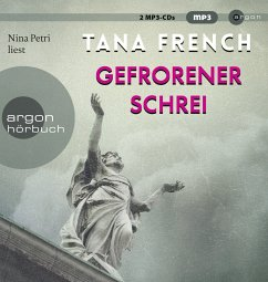 Gefrorener Schrei / Mordkommission Dublin Bd.6 (2 MP3-CDs) - French, Tana