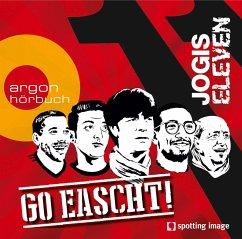 Jogis Eleven - Go Eascht, 1 Audio-CD - Schiffer, Christian