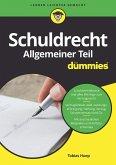 Schuldrecht Allgemeiner Teil für Dummies (eBook, ePUB)