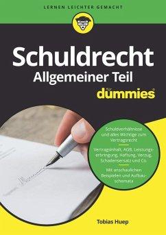 Schuldrecht Allgemeiner Teil für Dummies (eBook, ePUB) - Huep, Tobias