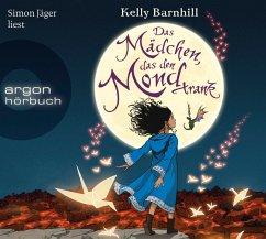 Das Mädchen, das den Mond trank, 5 Audio-CDs - Barnhill, Kelly