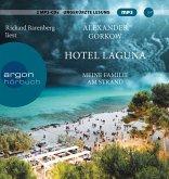 Hotel Laguna, 2 MP3-CD