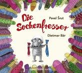 Die Sockenfresser, 4 Audio-CDs