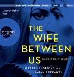 The Wife Between Us, 2 MP3-CDs