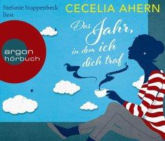 Das Jahr, in dem ich dich traf, 6 Audio-CDs - Ahern, Cecelia