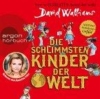 Die schlimmsten Kinder der Welt, 3 Audio-CDs