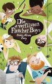 Die verflixten Fletcher Boys Bd.1 (Mängelexemplar)