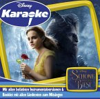 Die Schöne und das Biest, 1 Audio-CD (Disney Karaoke)