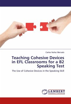 Teaching Cohesive Devices in EFL Classrooms for a B2 Speaking Test