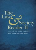 The Law and Society Reader II (eBook, ePUB)