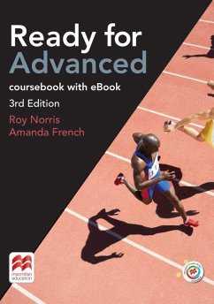 Ready for Advanced. 3rd Edition. Student's Book Package with ebook and MPO - without Key - Norris, Roy; French, Amanda