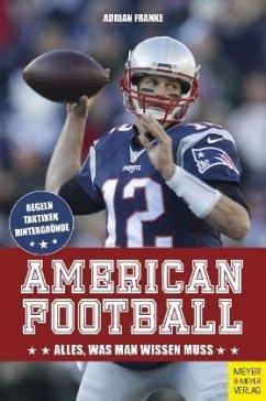 American Football - Franke, Adrian