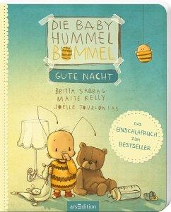 Die Baby Hummel Bommel - Gute Nacht - Sabbag, Britta; Kelly, Maite