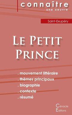 Fiche de lecture Le Petit Prince de Antoine de Saint-Exupéry (Analyse littéraire de référence et résumé complet)