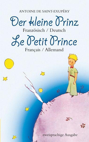 der kleine prinz französischdeutsch le petit prince