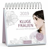 Kluge Frauen 2019. Postkartenkalender