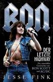 Bon - Der letzte Highway (eBook, ePUB)