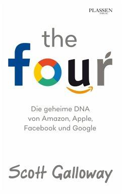 The Four (eBook, ePUB) - Galloway, Scott