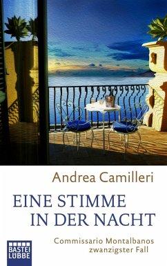 Eine Stimme in der Nacht / Commissario Montalbano Bd.20 (eBook, ePUB) - Camilleri, Andrea