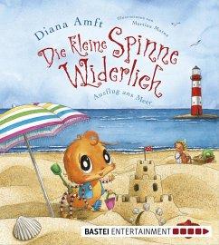 Ausflug ans Meer / Die kleine Spinne Widerlich Bd.6 (eBook) - Amft, Diana