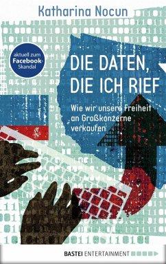 Die Daten, die ich rief (eBook, ePUB) - Nocun, Katharina