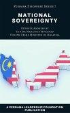National Sovereignty (Perdana Discourse Series, #7) (eBook, ePUB)
