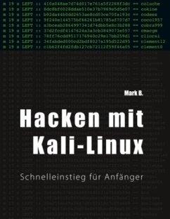 Hacken mit Kali-Linux - B., Mark