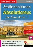 Stationenlernen Absolutismus (eBook, PDF)