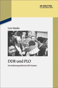 DDR und PLO (eBook, ePUB) - Maeke, Lutz