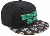 Baseball Cap, Rick and Morty-Wubba Lubba, Kappe, One Size