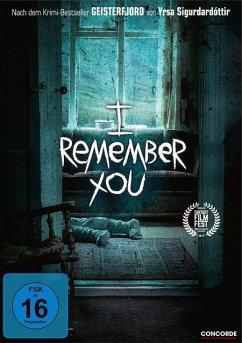 I remember you ... - I Remember You.../Dvd