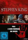 Stephen King - Puls / A Good Marriage / Big Driver (3 Discs)