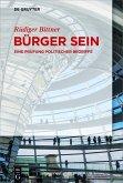 Bürger sein (eBook, ePUB)