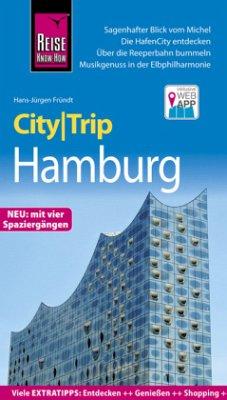 Reise Know-How CityTrip Hamburg - Fründt, Hans-Jürgen