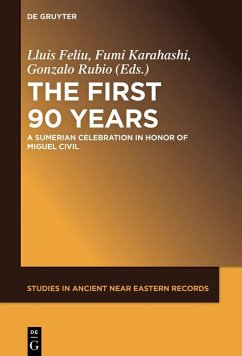 The First Ninety Years (eBook, ePUB)