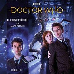 Doctor Who: Technophobie, 1 Audio-CD - Fitton, Matt