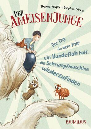 Buch-Reihe Der Ameisenjunge