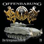 Die Kriegsmaschinerie / Offenbarung 23 Bd.78 (1 Audio-CD)