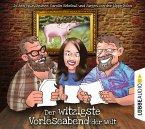 Der witzigste Vorleseabend der Welt, 2 Audio-CDs