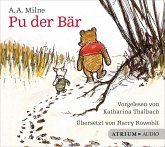 Pu der Bär - Hörbuch, 5 Audio-CDs